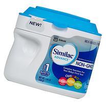 Similac Advance Non-GMO Stage 1 Baby Formula-Powder-23.2