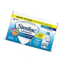 Similac Advance Ready to Feed Pack - 8 pk