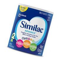 Similac Advance Value Sz Stage 1 Advance Complete Nutrition