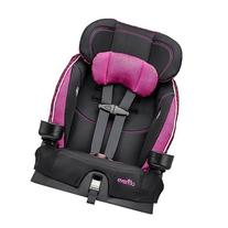 Evenflo Advanced Chase Lx Harnessed Booster Car Seat, Berry