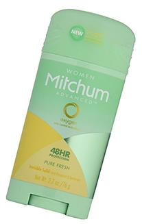 Mitchum Invisible Solid, Pure Fresh, 2.7 Ounce