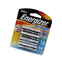 Energizer Advanced Lithium AA Battery 4 Ea