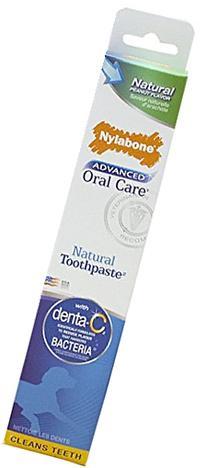 Nylabone Advanced Oral Care 2.5oz Peanut Flavored Natural