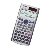 Casio Advanced Scientific Calculator with 2-Line Natural