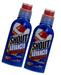 Shout Ultra-Concentrated Gel Brush Stain Lifter - 8.7 oz - 2