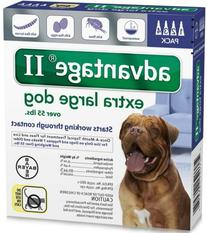 Bayer Advantage II Topical Flea Treatment for Dogs over 55