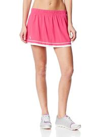 Asics Women's Advantage Skort, Sport Pink, Small