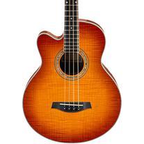 Ibanez Aeb20e Acoustic-Electric Bass Guitar Vintage Violin