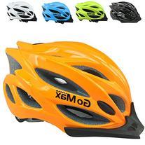 GoMax Aero Adult Safety Helmet Adjustable Road Cycling