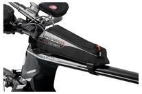 Louis Garneau Aero XT Gel Bag: Black One Size