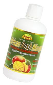 Dynamic Health African Bush Mango Juice Blend -- 32 fl oz