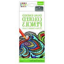 Crayola Aged Up Coloring 12ct Dual Side Adult Colored