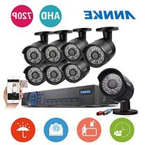 ANNKE New AHD 8CH 1080N Security DVR Recorder with 8x 1.3MP
