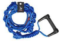 AIRHEAD AHWS-R01 Spiral Braid Wakesurf Rope, 16-Feet