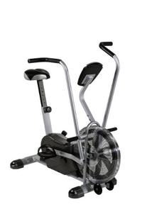 Marcy Exercise Upright Fan Bike for Cardio Training and