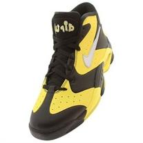 Nike Mens Air Up '14 Sneakers Yellow/Black