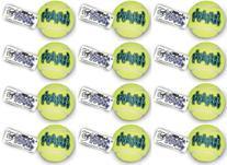 KONG Air Dog Squeaker Tennis Ball Large 12pk