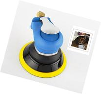 """Wennow New 5"""" AIR OPERATED ORBITAL PALM DUAL ACTION DA AUTO"""