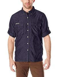 ExOfficio Air Strip Lite Shirt - Long-Sleeve - Men's Evening