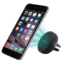 Air Vent Smartphone Car Mount w/ Magnetic 1 Step Mounting