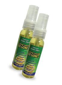 Smoke Smell Be-Gone! Smoke & Odors Eliminator for Home,