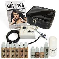 Art of Air Professional Airbrush Cosmetic Makeup System /