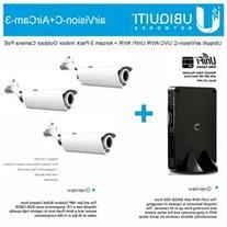 Ubiquiti airVision-C UVC-NVR UniFi NVR + Aircam 3-Pack
