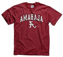 Campus Colors Alabama Crimson Tide Adult Arch & Logo Soft