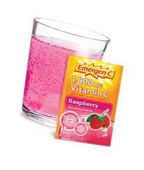 Emergen-C Raspberry 10ct Size 10ct Emergen-C Raspberry 10ct