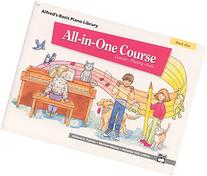All-in-One Course for Children: Lesson, Theory, Solo, Book 1