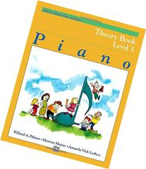 Alfred's Basic Piano Library Theory, Bk 3