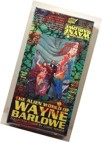 The Alien World of Wayne Barlowe Collector Cards Box
