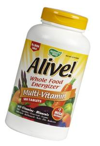Nature's Way Alive! Premium Formula Max3 Daily Multi-Vitamin