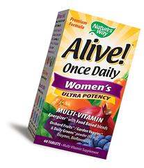 Nature's Way Alive! Once Daily Women's Ultra Potency