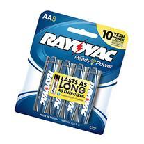 RAYO 8PK AA Alk Battery
