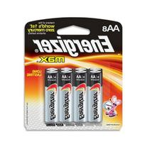 Energizer Alkaline Batteries Size Aaa 1.5 V Pack / 8