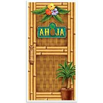 "Beistle 57314 Aloha Door Cover, 30"" x 5"