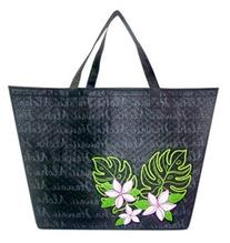 "Aloha Hawaii Large Insulated Tote Bag 20"" X 14"
