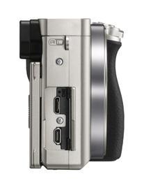 Sony Alpha ILCE6000L/S 24.3MP Mirrorless Digital Camera 4x 3