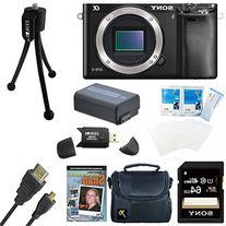 Sony Alpha a6000 ILCE6000/B 24.3 Interchangeable Lens Camera
