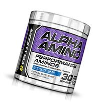 Cellucor Alpha Amino Acid Supplement with BCAA, Icy Blue