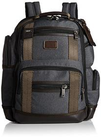 Tumi Alpha Bravo Kingsville Deluxe Brief Pack, Anthracite,