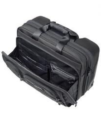 Alpha Deluxe Wheeled Brief wth Laptop Case 26127