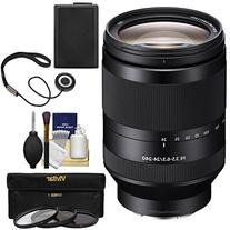 Sony Alpha E-Mount FE 24-240mm f/3.5-6.3 OSS Zoom Lens with