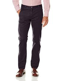 Dockers Men's Alpha Khaki Slim Tapered Flat Front Pant,