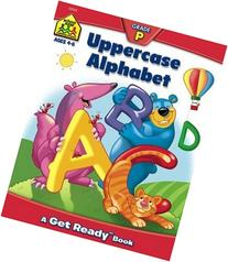Uppercase Alphabet, Ages 4-6