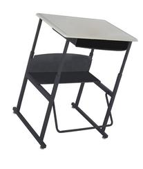 Safco Products 1202BE Alphabetter Stand-Up Desk with