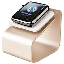 Aluminum Charging Dock Station Stand for Apple Watch 38 or