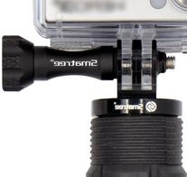 Smatree Aluminum Tripod Mount Adapter for GoPro Session,