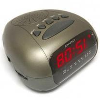 Craig LED AM/FM Alarm Clock Radio